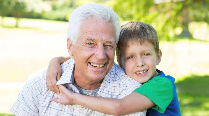 ارتباط سالمندان و کودکان