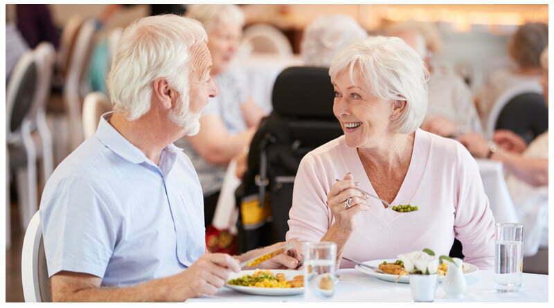وعده های غذایی سالمند و توصیه های مهم در برنامه های غذایی سالمند