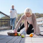 خطر سقوط در سالمندان