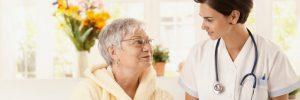 خدمات پرستاری ـ مراقبتی در منزل