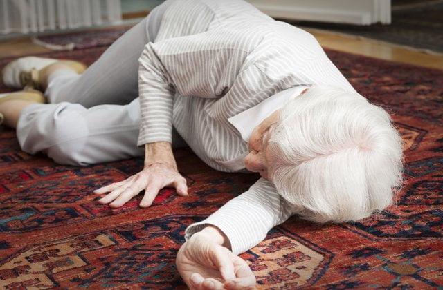 سقوط در سالمندان