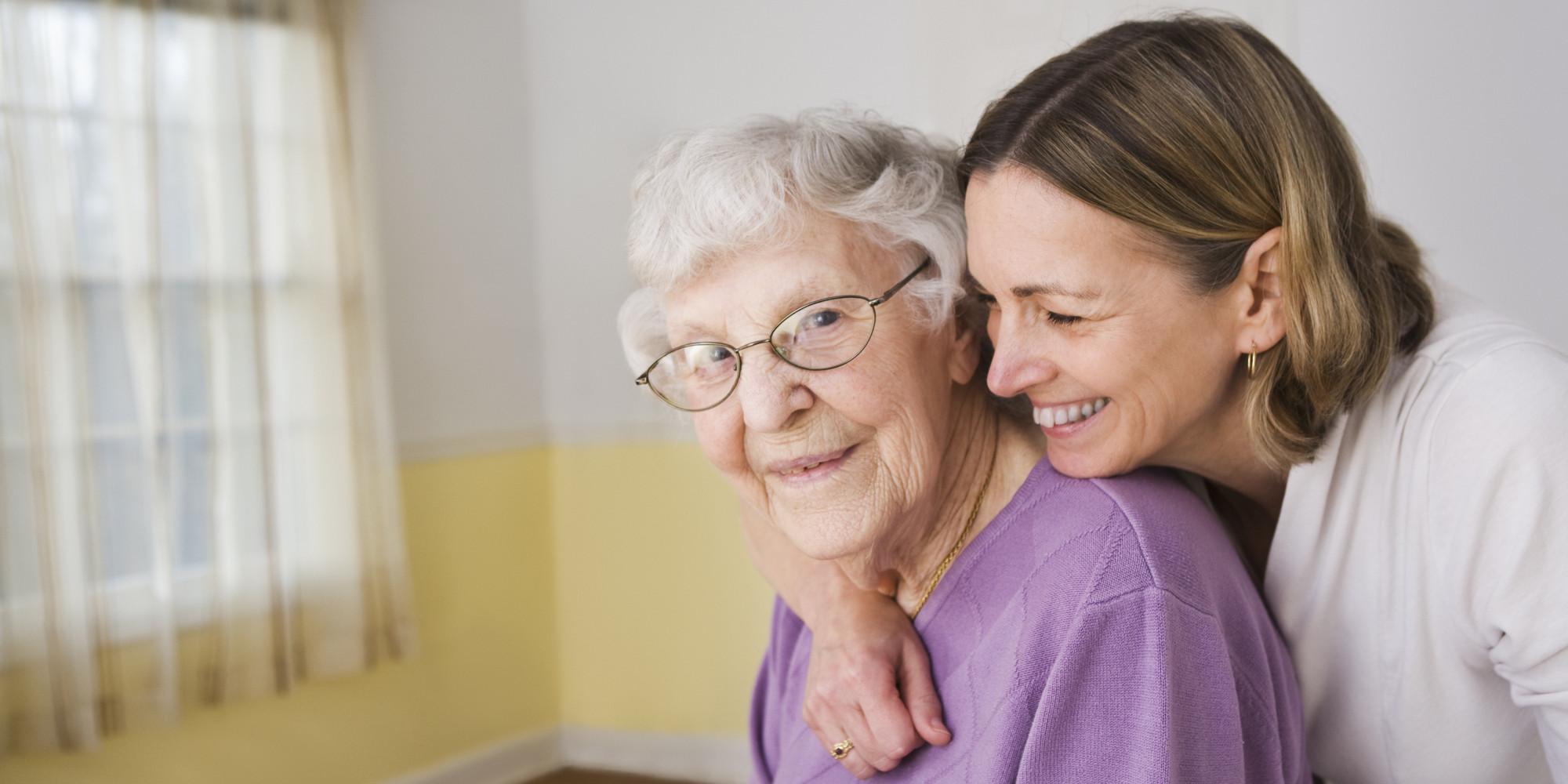 مراقب سالمند