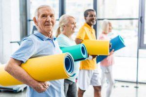 فعالیت بدنی سالمندان