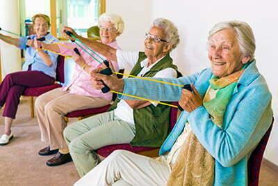 سطح فعالیت در سالمندان