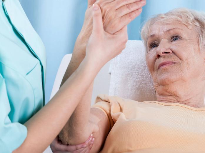 بیماری های استخوانی در سالمندان