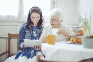 خدمات مقرون به صرفه در منزل