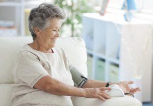فشار خون بالا در سالمندان