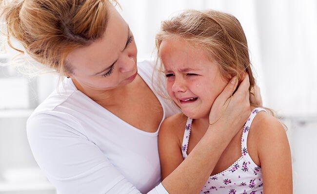اضطراب در کودک