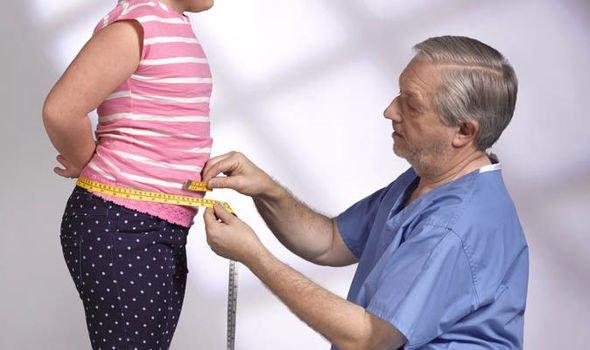 کاهش وزن کودک