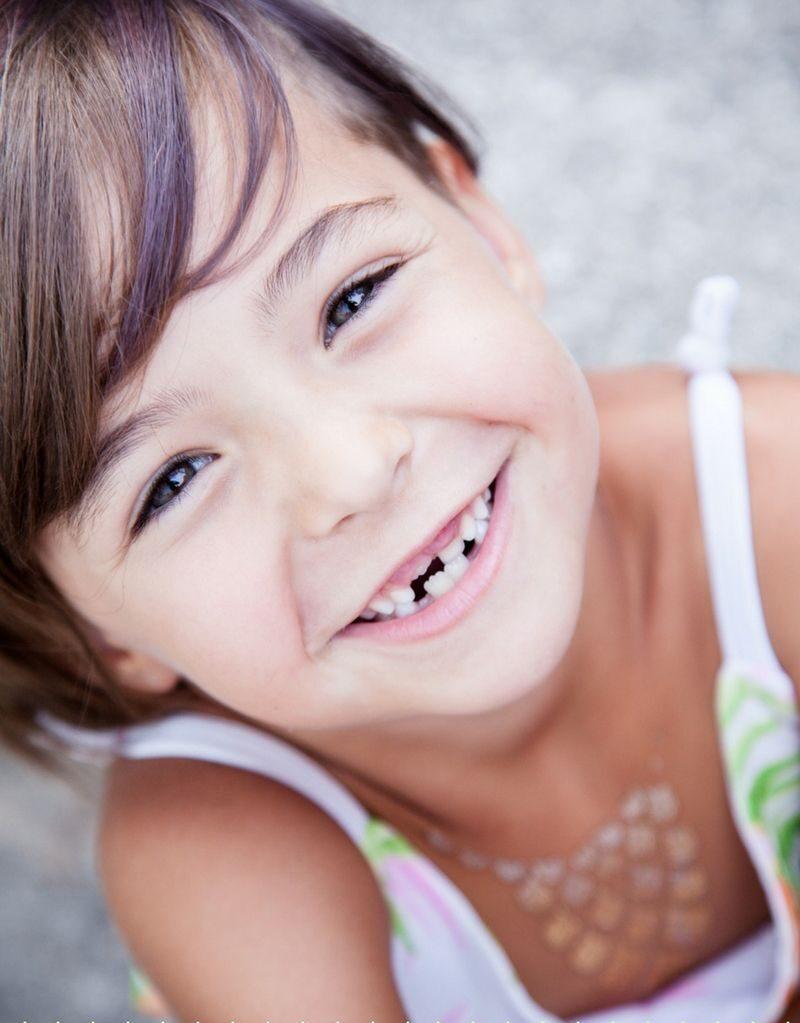 مراحل رویش دندان شیری