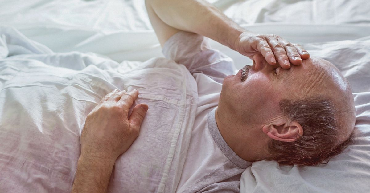 عفونت ادراری در سالمندان مرد