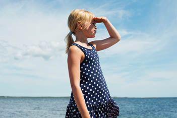 آشنایی با آفتاب سوختگی در کودکان