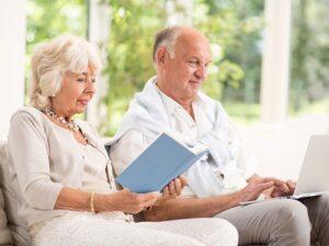 درمان خشکی چشم در سالمندان