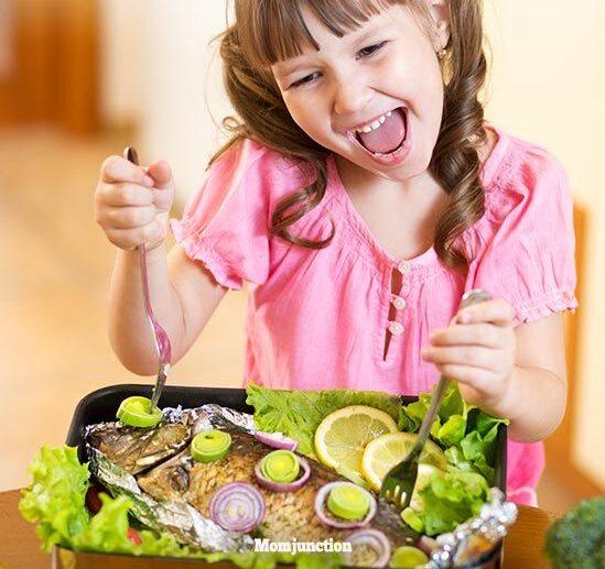 تغذیه و مزایای خوردن ماهی