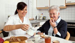 مزایای مراقبت از سالمند