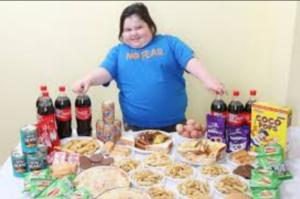 دلیل اضافه وزن در کودکان