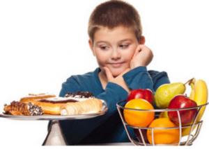 تغذیه و اضافه وزن در کودکان