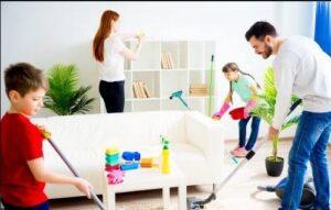 روش مرتب نگه داشتن منزل