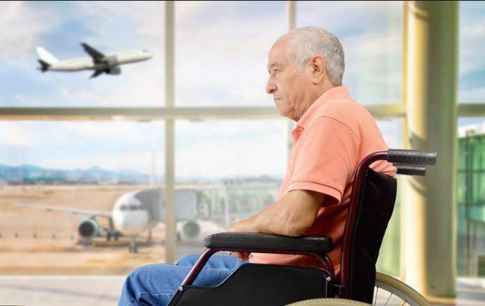 سفر و بی اختیاری ادرار در سالمندان