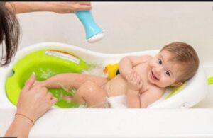 ترفند های استحمام و  مراقبت از نوزاد