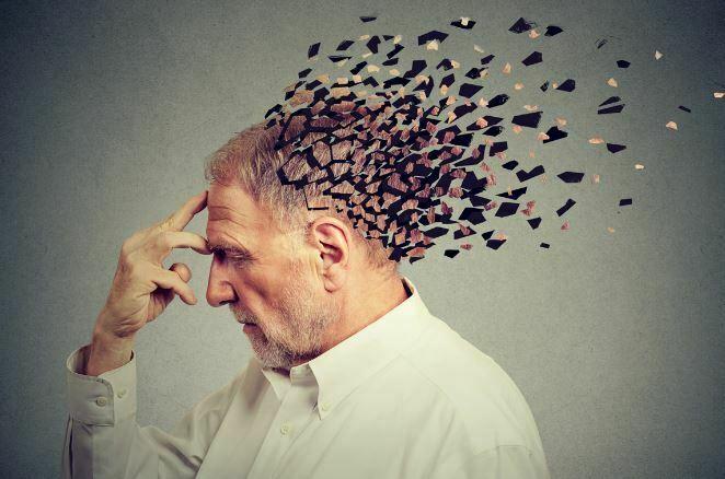 بروز مشکلات حافظه در سالمندان