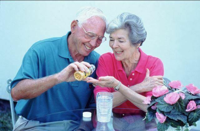 برطرف کردن کم خونی در سالمندان