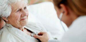 پرستاری از سالمندان برای حفظ توان