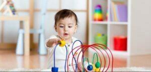 راه های تقویت ذهن کودک