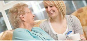 پرستاری از سالمندان بعد از سکته