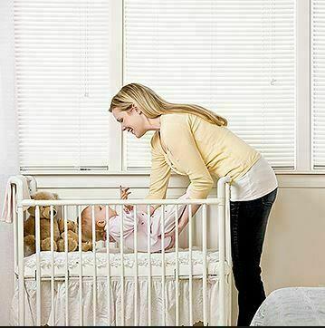 روش های جدا کردن اتاق کودک