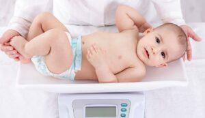 معیار وزن گیری نوزاد
