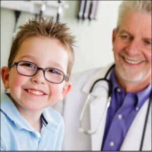 تشخیص تنبلی چشم کودکان