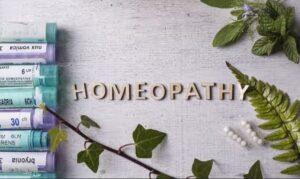 انواع هومیوپاتی در سالمندان