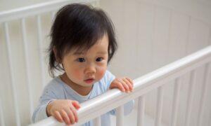 قوانین جدا کردن اتاق کودک