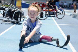 پرورش ذهن کودکان معلول