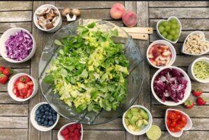 تغذیه گیاهی در سالمندان