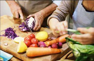 تغذیه در سالمندان و کلسیم