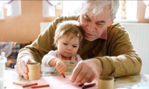 فعالیت های مشتریک در ارتباط با سالمندان