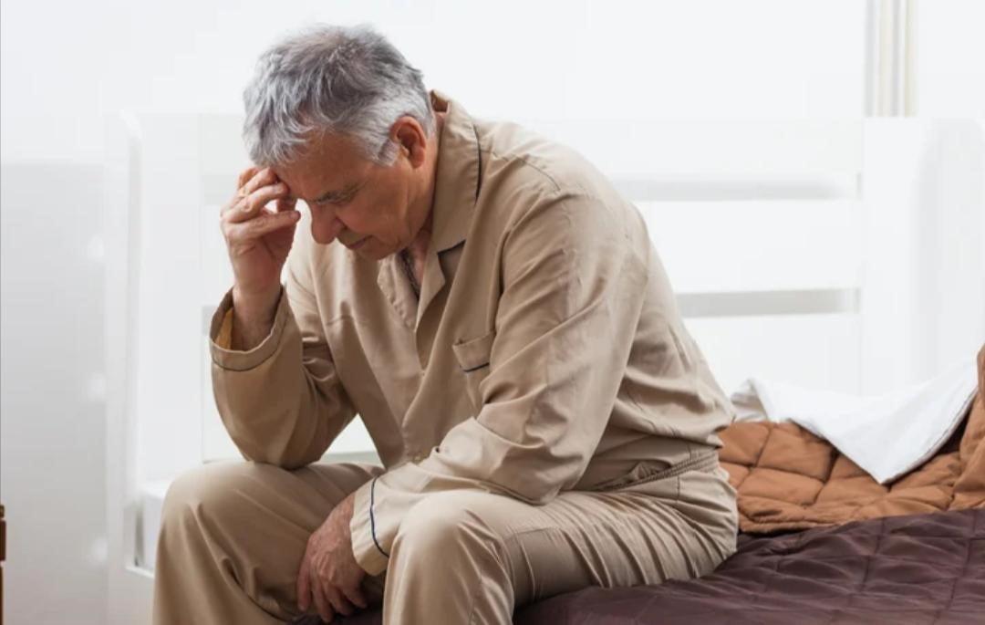 علل خستگی در سالمندان