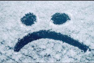 دلایل افسردگی زمستانی