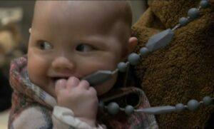 عوارض  دندان در آوردن کودک