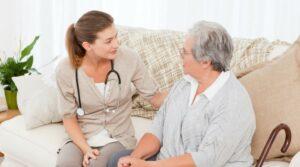 پرستار سالمند و افسردگی در سالمندان