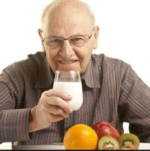 تغذیه سالم در سالمندان