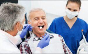 مراقبت از دندان  سالمندان