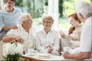 سالمند و احساس تعلق به گروه