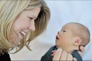 پرستاری از نوزاد مبتلا به سندرم داون