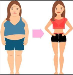 مزیت کاهش وزن