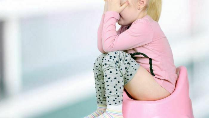 دلیل ترس از مدفوع در کودکان