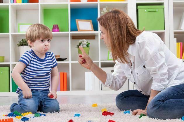 یادگیری هنر نه گفتن به کودک