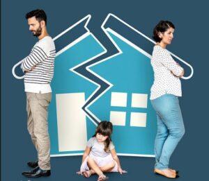 کاهش تاثیرات طلاق بر کودکان